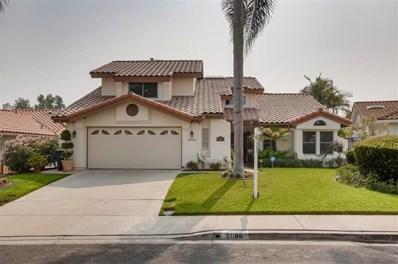 2086 Balboa Circle, Vista, CA 92081 - MLS#: 200043898