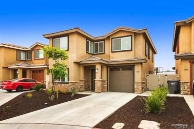 1321 Bailey Way, El Cajon, CA 92021 - MLS#: 200043956
