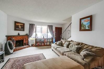 10261 Black Mountain Rd UNIT K6, San Diego, CA 92126 - MLS#: 200044113