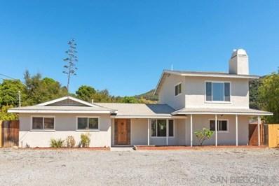 14380 Rios Canyon Rd, El Cajon, CA 92021 - MLS#: 200044224