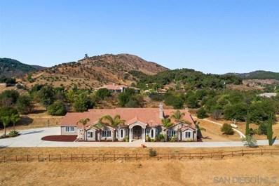 28310 Via Santa Rosa, Temecula, CA 92590 - MLS#: 200044239
