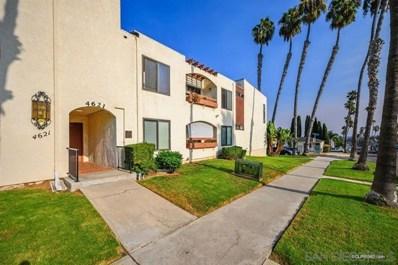 4621 Lamont St UNIT 4A, San Diego, CA 92109 - MLS#: 200044306