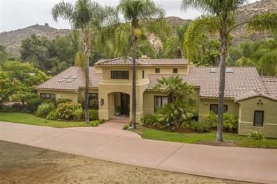 29547 Cedar Trails Rd, Valley Center, CA 92082 - MLS#: 200044399