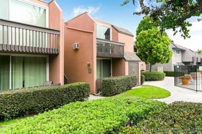6333 Mount Ada Rd UNIT 296, San Diego, CA 92111 - MLS#: 200044425