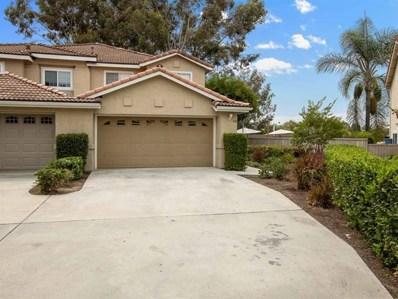 340 Ferrara Way, Vista, CA 92083 - MLS#: 200044525