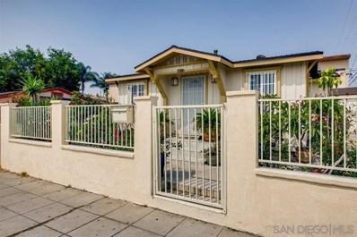 4818 Orange Ave, San Diego, CA 92115 - MLS#: 200044671