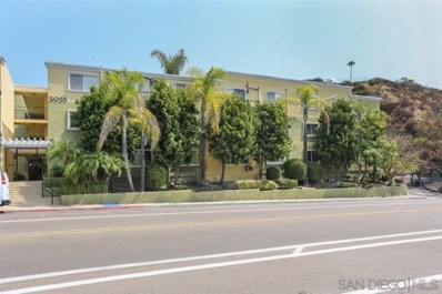 5055 Collwood Blvd UNIT 208, San Diego, CA 92115 - MLS#: 200044784