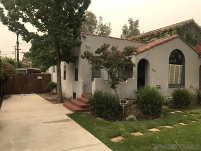 8828 Pickford St, Los Angeles, CA 90035 - MLS#: 200044864