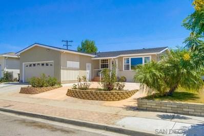 3571 Ben Street, San Diego, CA 92111 - MLS#: 200044904