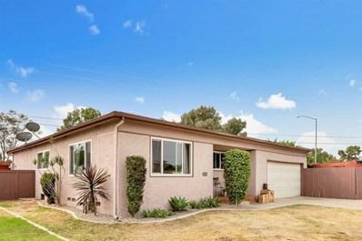 600 Oakwood Way, El Cajon, CA 92021 - MLS#: 200045063