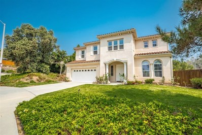 1636 Brighton Glen Rd, San Marcos, CA 92078 - MLS#: 200045071