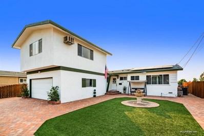 6080 Avenorra Drive, La Mesa, CA 91942 - MLS#: 200045146