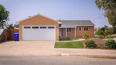 6696 Crawford St, San Diego, CA 92120 - MLS#: 200045205