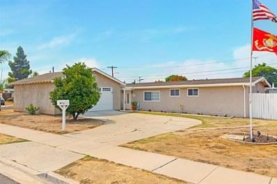 532 Willet St, El Cajon, CA 92020 - MLS#: 200045349