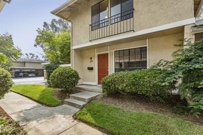 4324 Caminito Del Zafirio UNIT 65, San Diego, CA 92121 - MLS#: 200045364