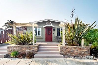 5065 Monroe Ave, San Diego, CA 92115 - MLS#: 200045418