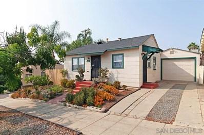 2530 Meade Ave, San Diego, CA 92116 - MLS#: 200045467
