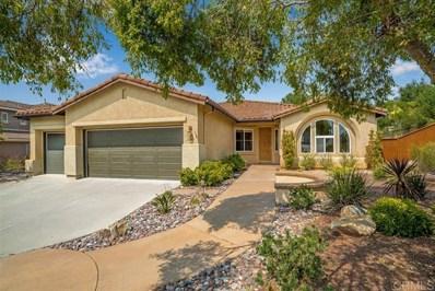 1746 Burwell Ln, El Cajon, CA 92019 - MLS#: 200045572
