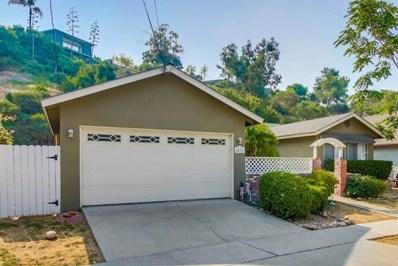 4877 Campanile Drive, San Diego, CA 92115 - MLS#: 200045607