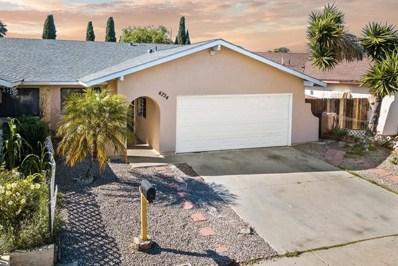 4754 Calle Los Santos, Oceanside, CA 92057 - MLS#: 200045744
