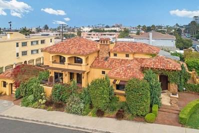 7402 High Avenue, La Jolla, CA 92037 - MLS#: 200046635