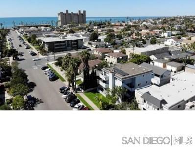 928 Diamond UNIT 4, San Diego, CA 92109 - MLS#: 200046699