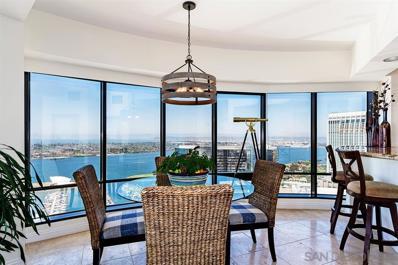 200 Harbor Drive UNIT 3302, San Diego, CA 92101 - MLS#: 200047057