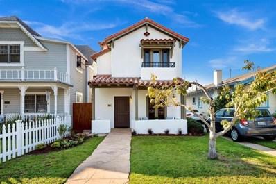 912 H Avenue, Coronado, CA 92118 - MLS#: 200047373