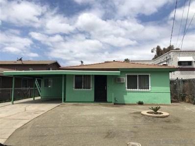 3632 Olive St, Lemon Grove, CA 91945 - MLS#: 200047573