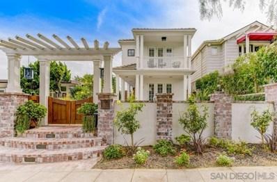 261 G Avenue, Coronado, CA 92118 - MLS#: 200047582