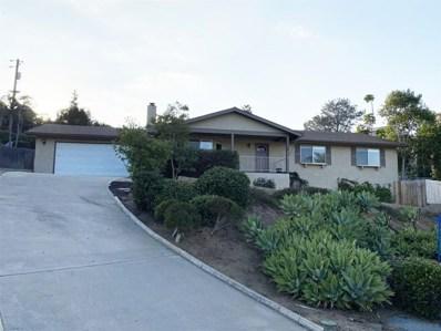 1333 Kilby Lane, Vista, CA 92083 - MLS#: 200047672