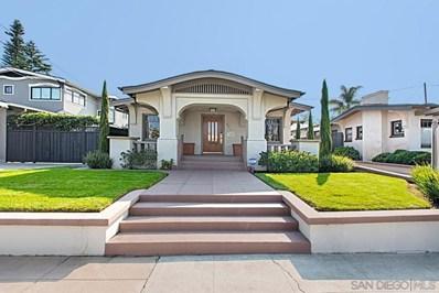 4111 Randolph St, San Diego, CA 92103 - MLS#: 200047714
