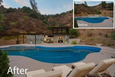 5634 Las Palomas, Rancho Santa Fe, CA 92067 - MLS#: 200048352
