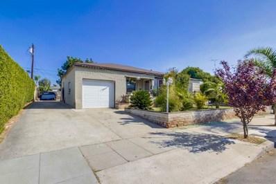 127 Los Alamos Dr, San Diego, CA 92114 - MLS#: 200048909
