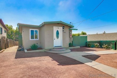 2568 Fenton Place, National City, CA 91950 - MLS#: 200049404