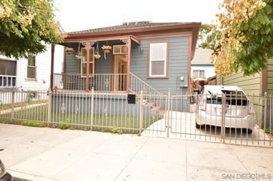 515 17th St., San Diego, CA 92101 - MLS#: 200049805