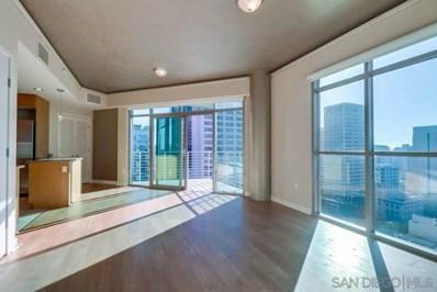 801 Ash St UNIT 1401, San Diego, CA 92101 - MLS#: 200050566