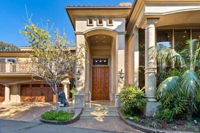 9519 La Jolla Farms Road, La Jolla, CA 92037 - MLS#: 200050695