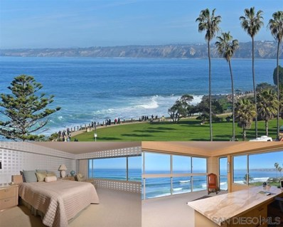 939 Coast Blvd. UNIT 8A, La Jolla, CA 92037 - MLS#: 200051175