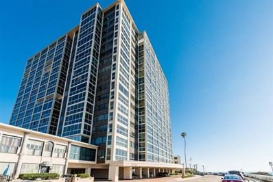 939 Coast Blvd. UNIT 16F, La Jolla, CA 92037 - MLS#: 200052237
