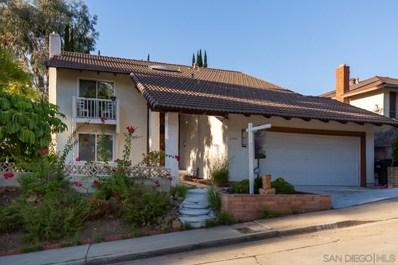6006 Camino Largo, San Diego, CA 92120 - MLS#: 200052337