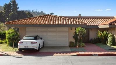 7646 Caminito Coromandel, La Jolla, CA 92037 - MLS#: 200052674