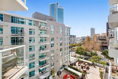 253 10th Avenue UNIT 628, San Diego, CA 92101 - MLS#: 200052680