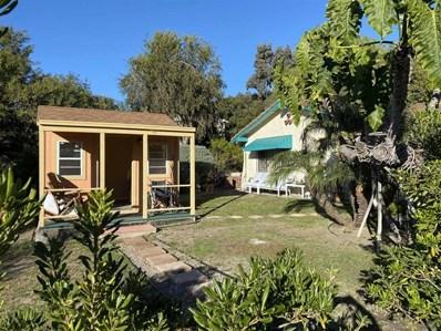 1044 Highland Drive, Del Mar, CA 92014 - MLS#: 200052721
