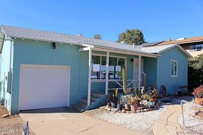 4074 Camino Paz, Spring Valley, CA 91977 - MLS#: 200052758