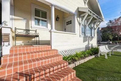 3753 Richmond Street, San Diego, CA 92103 - MLS#: 200052771