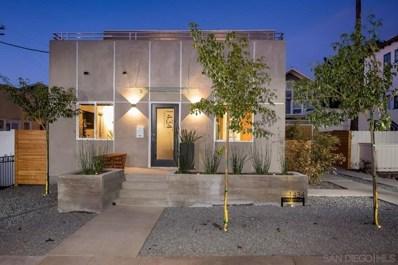1434 Tyler Ave, San Diego, CA 92103 - MLS#: 200054018