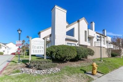 1542 Granite Hills Dr UNIT D, El Cajon, CA 92019 - MLS#: 200054539