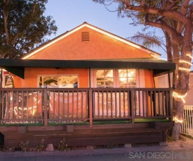 1940 Balboa Avenue, San Diego, CA 92109 - MLS#: 200054626