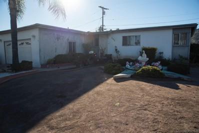 595 Downer Ave, El Cajon, CA 92020 - MLS#: 200054970